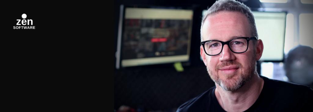 James Steel - Managing Director - Zen Software